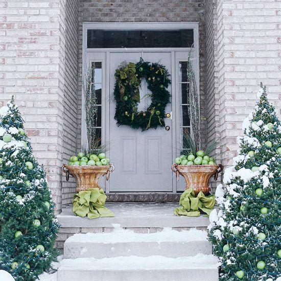 Superb Tolle Weihnachtsdeko Ideen Im Freien   30 Inspirierende Vorschläge |  Weihnachten | Pinterest | Weihnachtsdeko Ideen, Vorschlag Und Weihnachtsdeko  Aussen