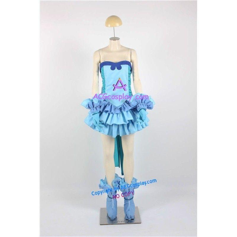Mermaid Melody Pichi Pichi Pitch Hosho Hanon dress cosplay costume custom made