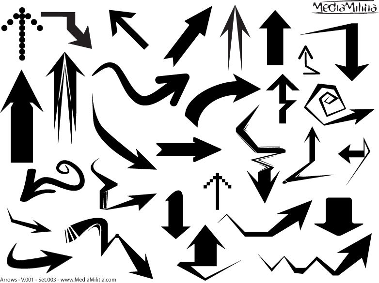 30 free vector arrows vecteezy com vectors pinterest free rh pinterest com free vector arrows hand drawn free vector arrow clip art