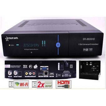 Decodeur Starsat 8800 Hyper Full HD | Audio & Vidéo | Audio