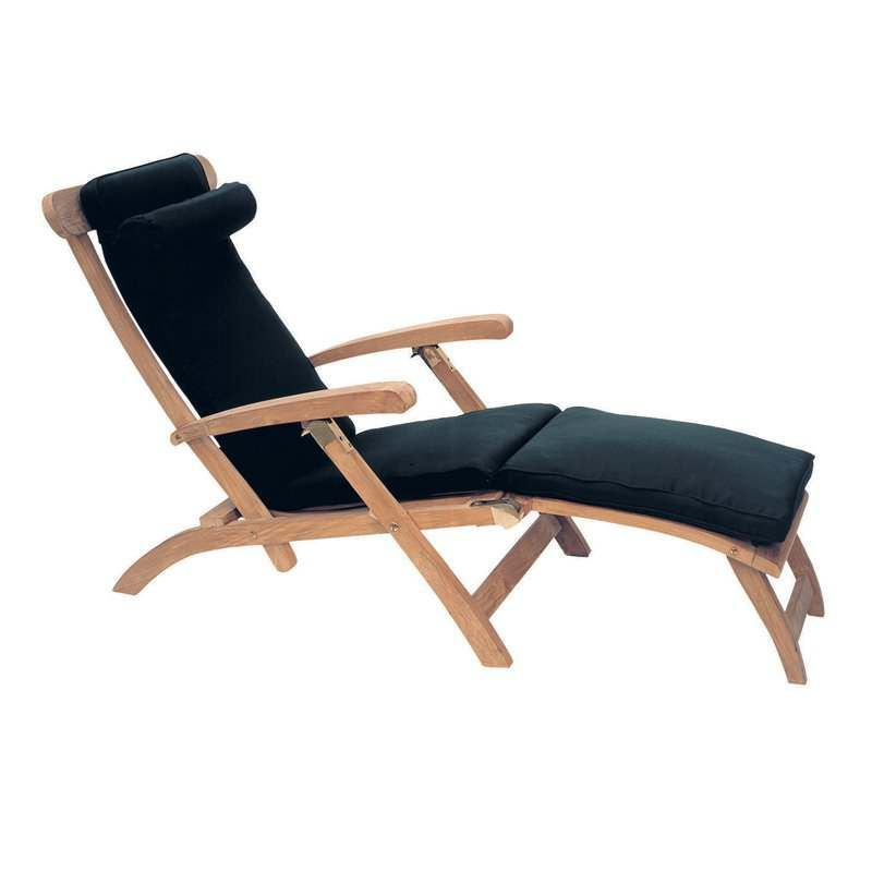 amazing chaise lounge chairs outdoor using wooden frame | Chaise ...