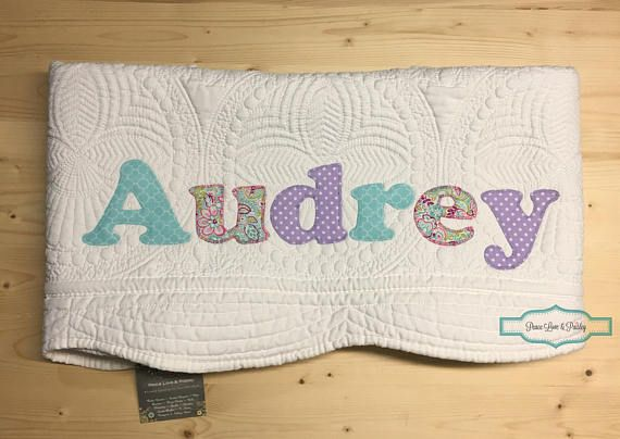Personalized baby quilt personalized baby gift monogrammed quilt personalized baby quilt personalized baby gift monogrammed negle Image collections