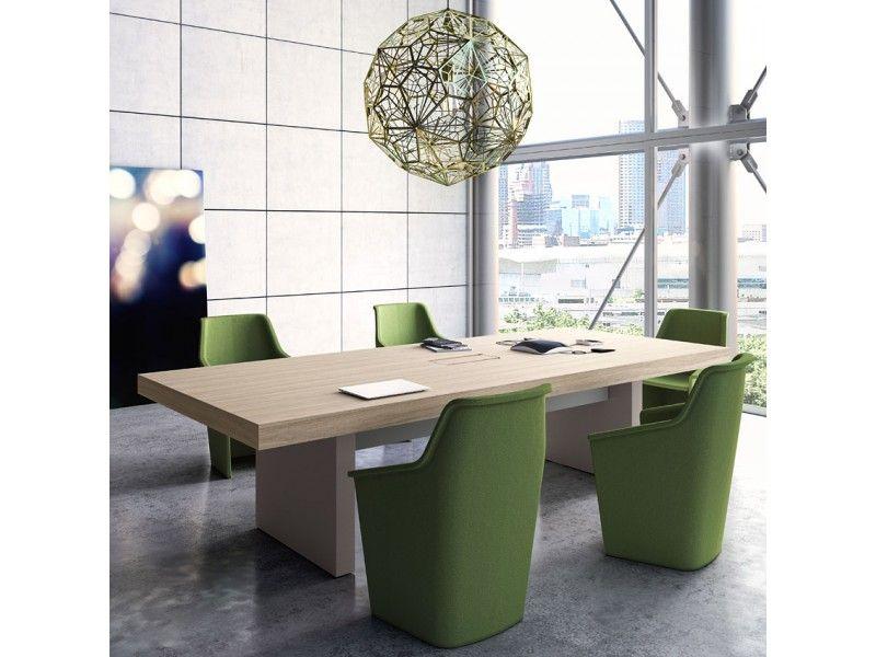 19 modern stilvoller Konferenztisch JERA, Chefzimmer ...