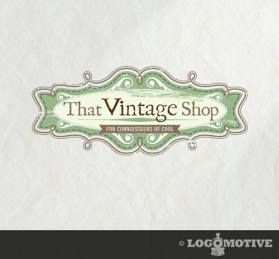 Professional Logo Design For Small Business Customisable Premade Logo Vintage Antique Scroll Ornate D Logo Design Professional Logo Design Business Logo
