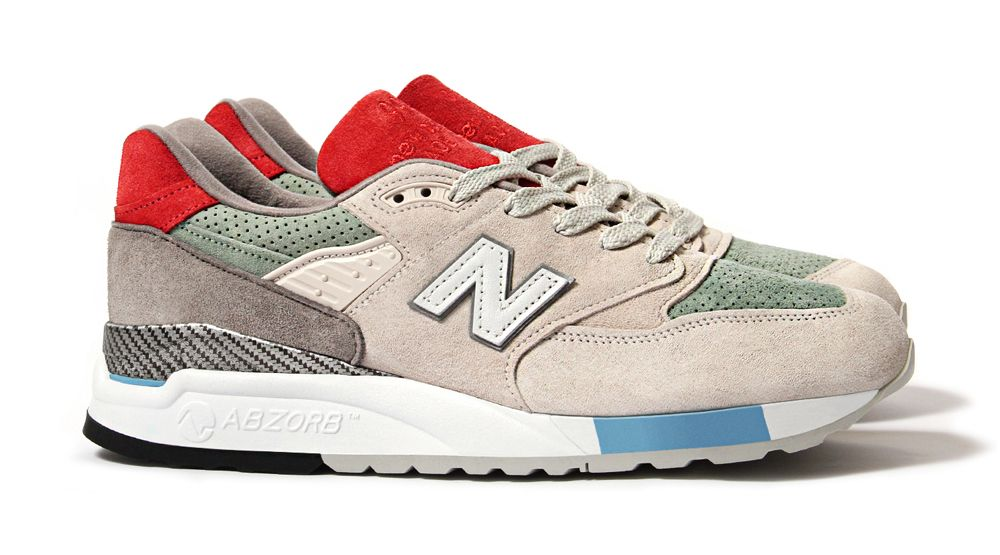 CNCPTS Ends 2015 With Racing-Inspired New Balance Collab