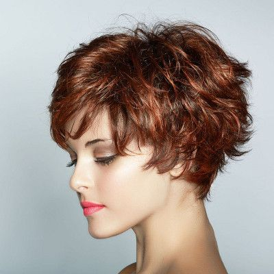 Most Current Hairstyles for Short Hair Colored Quick Hairstyles for ...