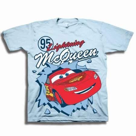 2ada24d63 Disney Pixar Cars Disney Cars Toddler Boys' #95 Lightening McQueen Pop Out Short  Sleeve Graphic T-Shirt