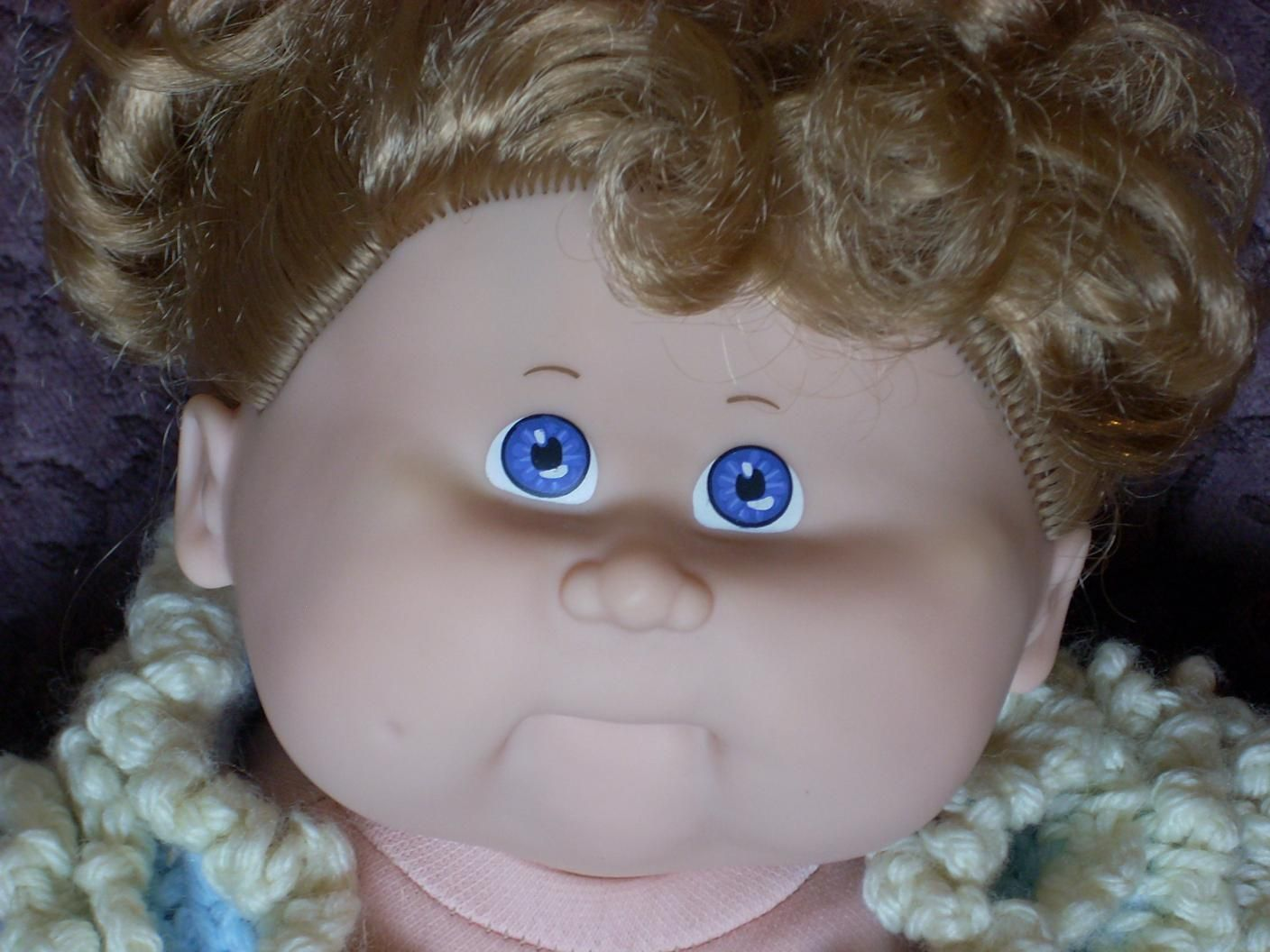 1987 Coleco Cabbage Patch Kids Talking Kids Check Out A Video On My Youtube Channel Http Www Youtube Com User Christma Munecas De Trapo Trapillo Munecas