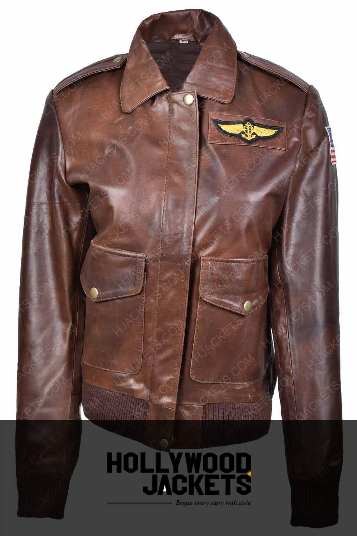 Get Captain Marvel Brie Larson Bomber Jacket On Hjackets Flight Bomber Jacket High Quality Leather Jacket Jackets [ 1730 x 1154 Pixel ]