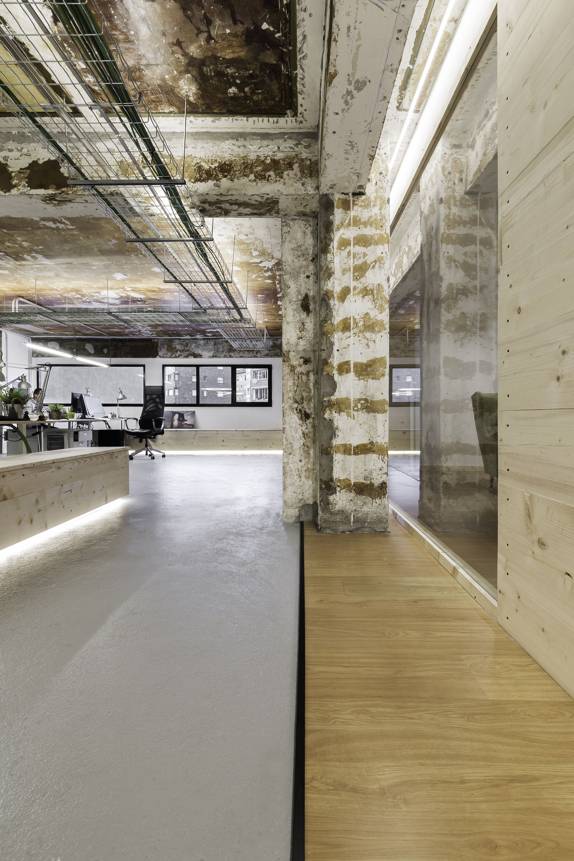 Oficinas Iconweb   / NAN Arquitectos