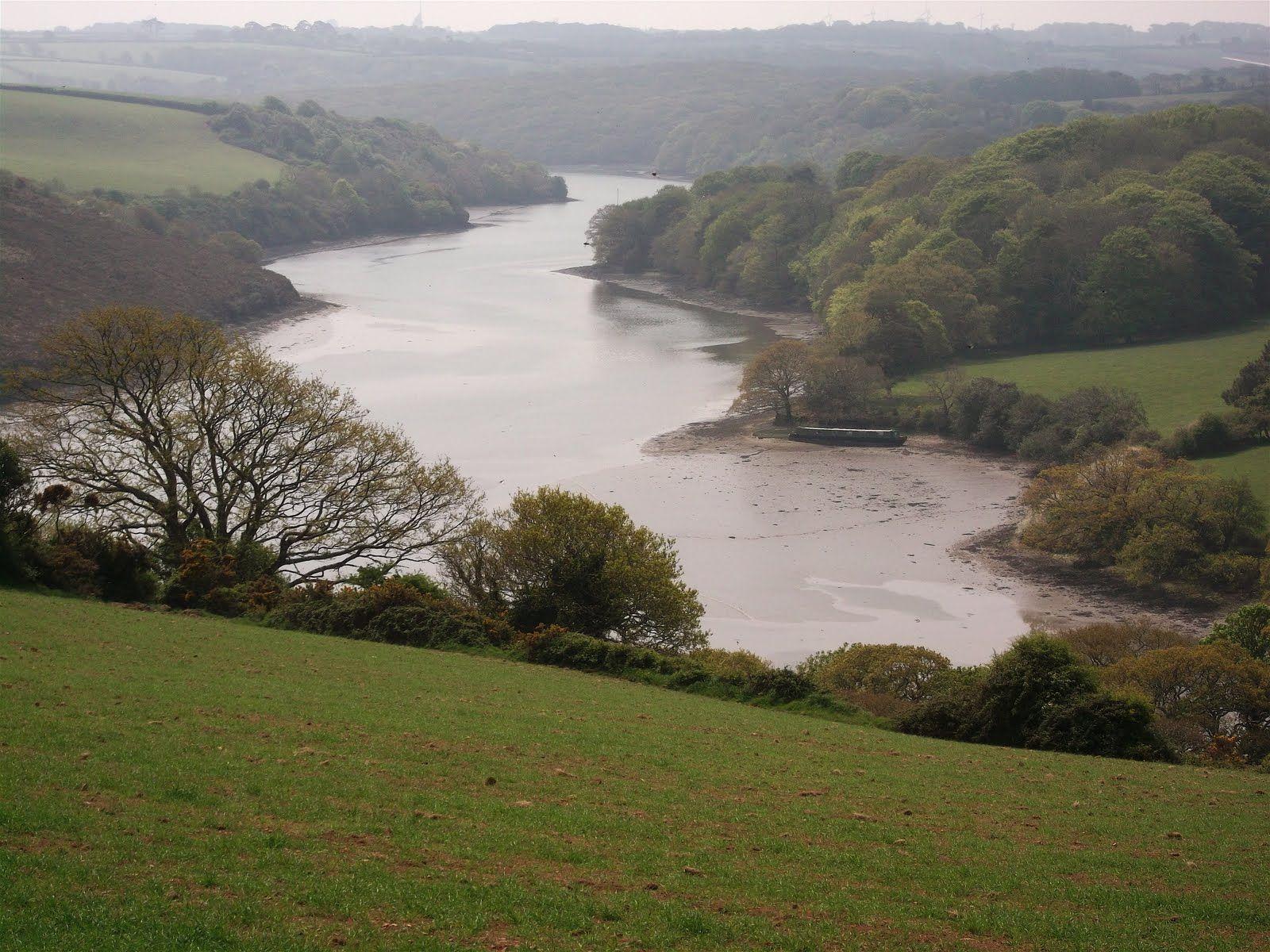 Helford River, Cornwall