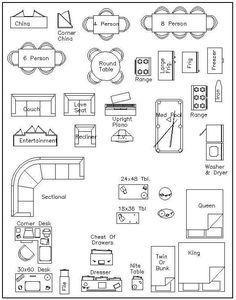 Free Printable Furniture Templates Template