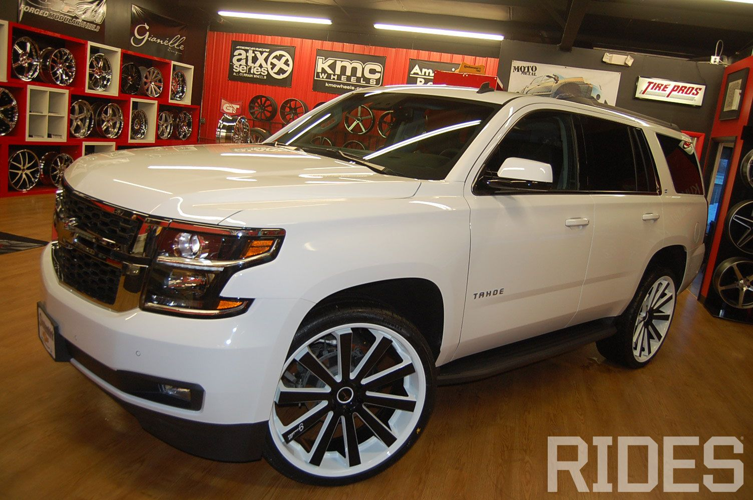 First 2015 Tahoe On 26 Inch Wheels 2015 Tahoe Chevy Tahoe