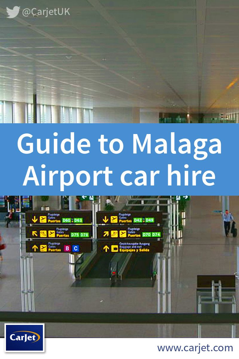 Guide To Malaga Airport Car Hire See What Car Hire Companies Are
