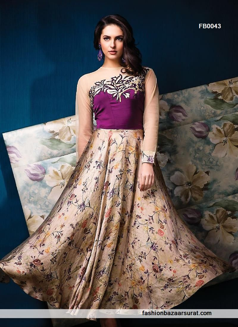 The best price for indian designer gowns in india. Buy thisDazzling ...