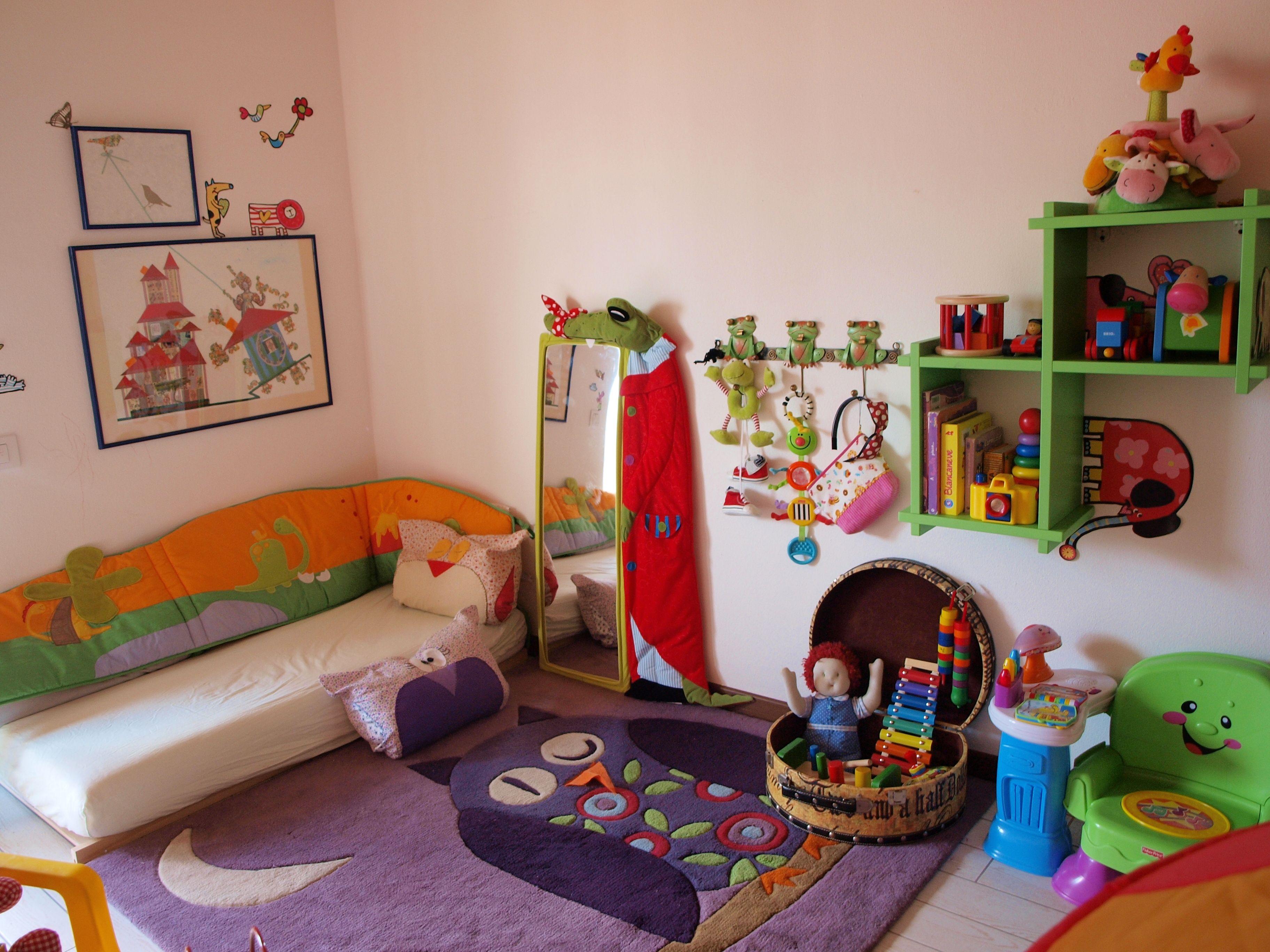 quarto montessoriano foto joice preira spawn salle de jeux amenagement salle de jeux salle. Black Bedroom Furniture Sets. Home Design Ideas