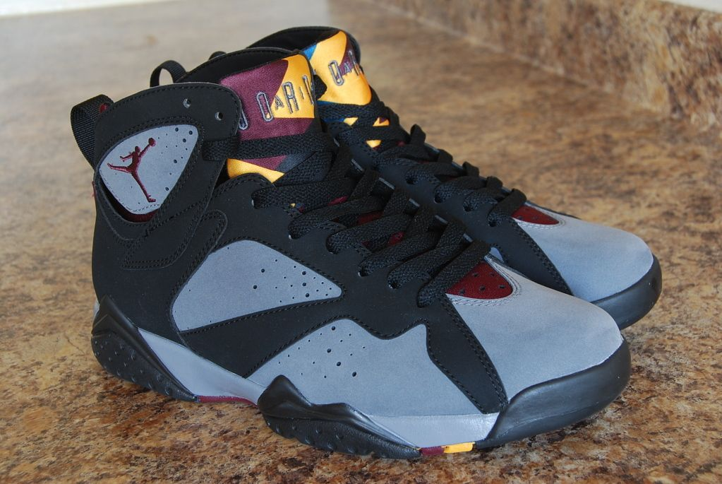 Air Jordan Retro 7 Bordeaux I Buy Soles Pinterest