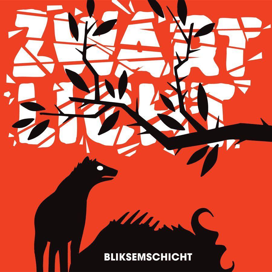 Zwart Licht Bliksemschicht Zwarte Lichten Artiesten Album
