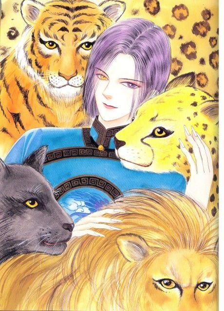 Matsuri Akino Madhouse Pet Shop Of Horrors Count D Eskiz