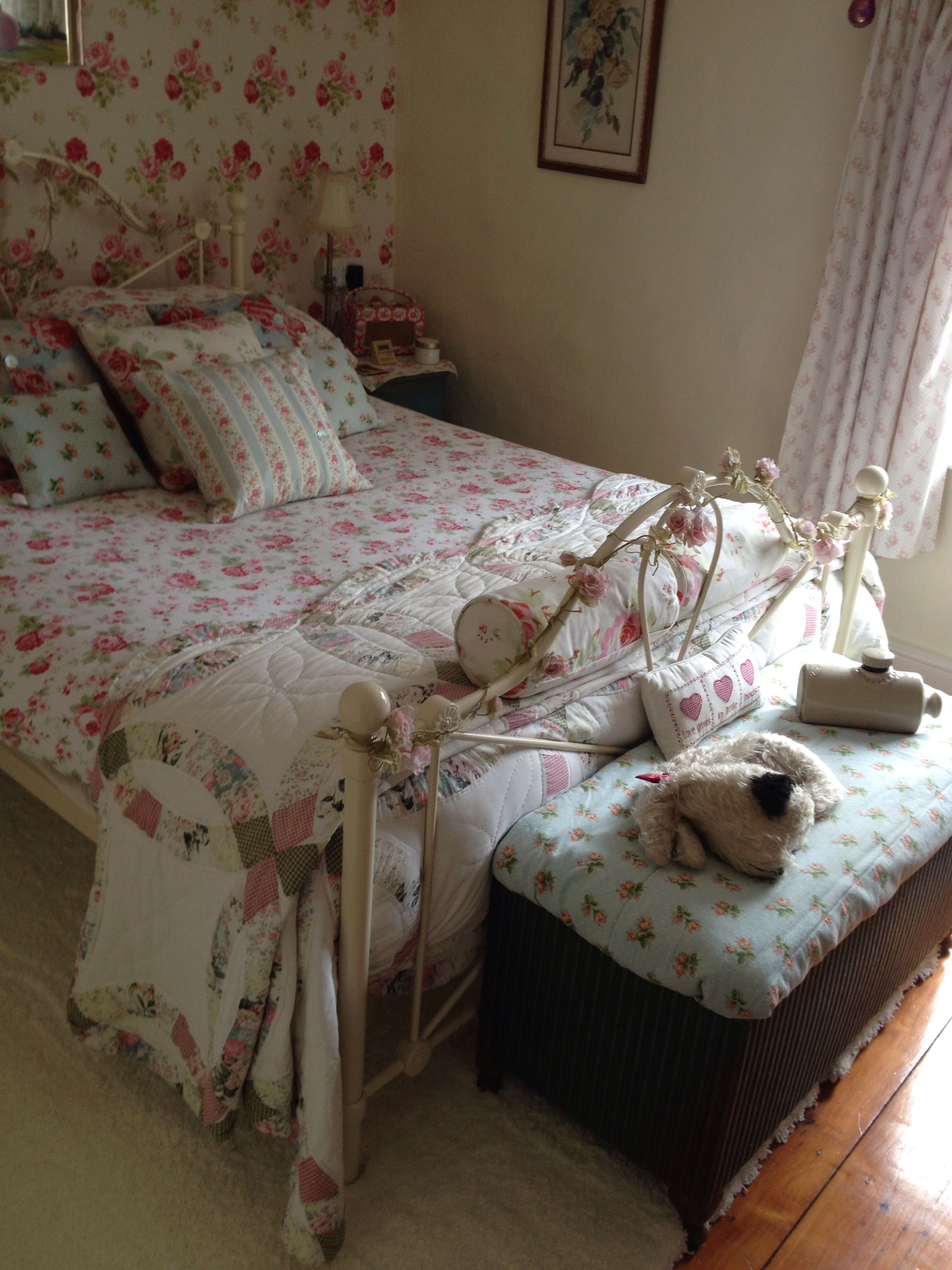 Cath Kidston Bedroom My Nest Cottage Style Decor