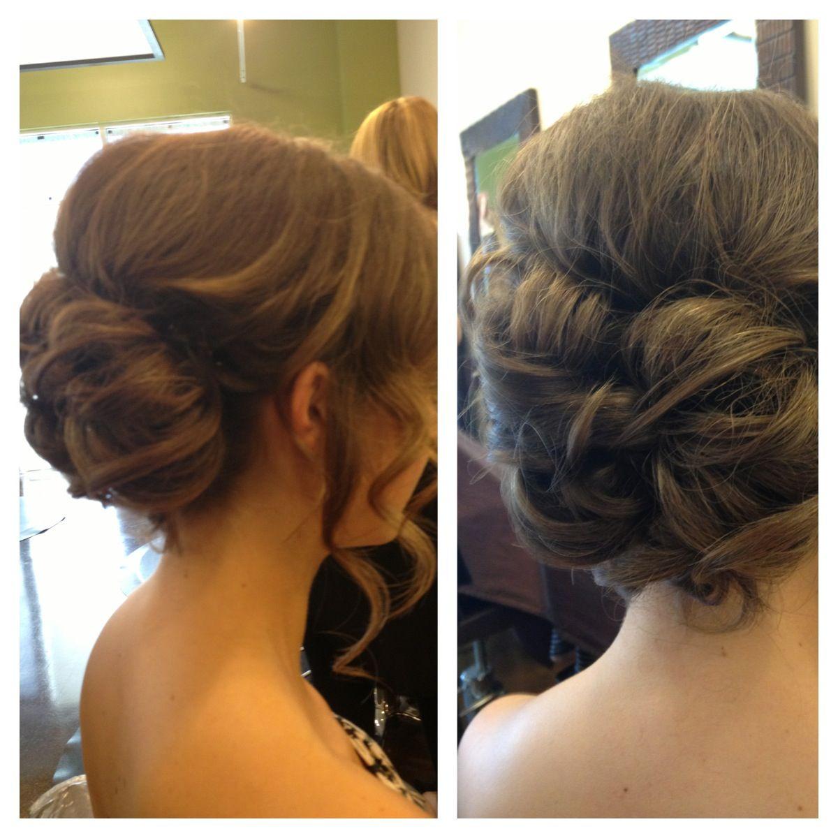 Prom Updo Elegant Bun Hair Styles Prom Hair Beautiful Hair