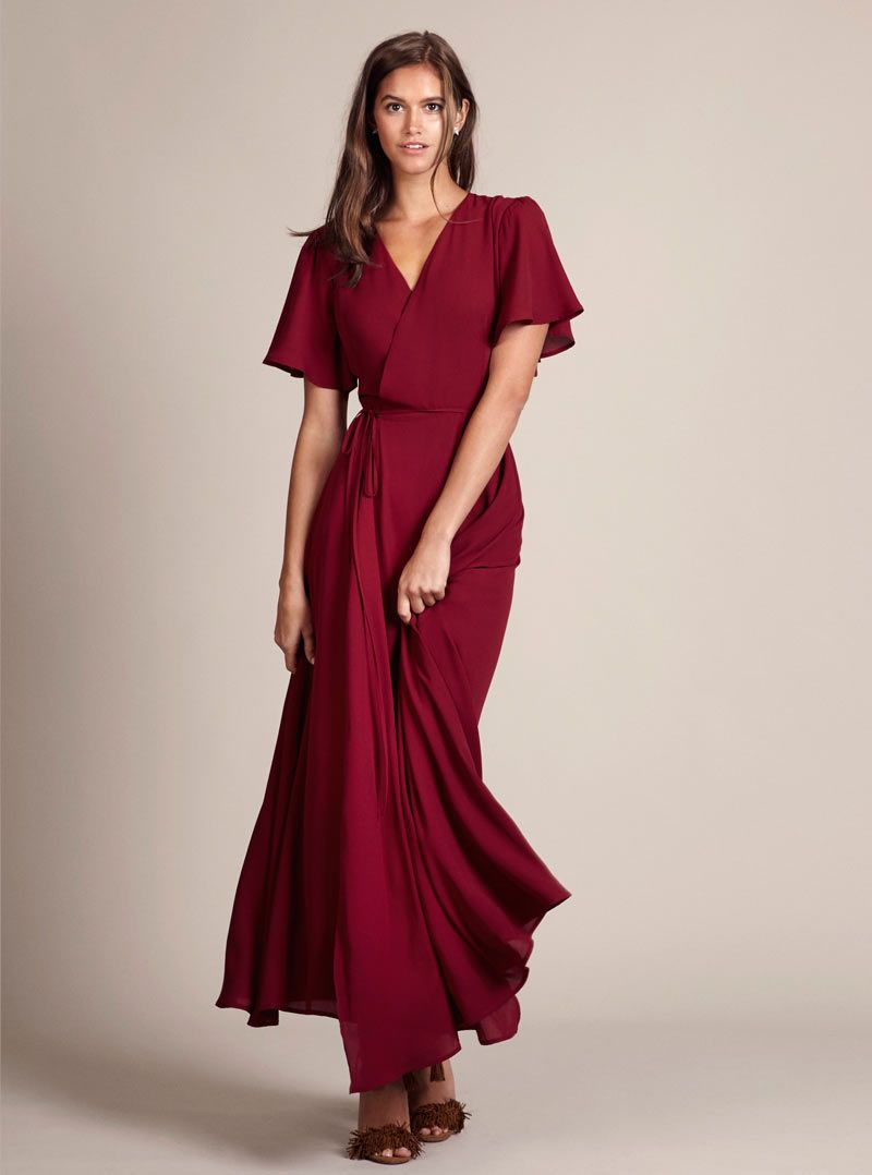 The florence ink rewritten bridesmaids pinterest red