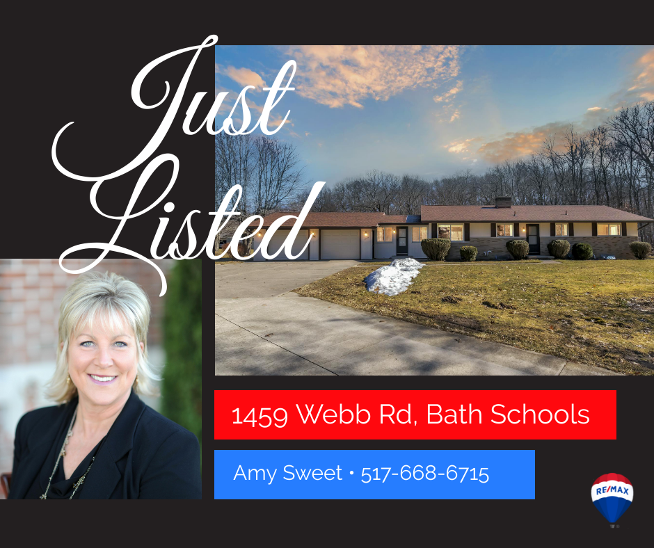 Amy Sweet Is A Realtor In Lansing Michigan And Re Max Real Estate