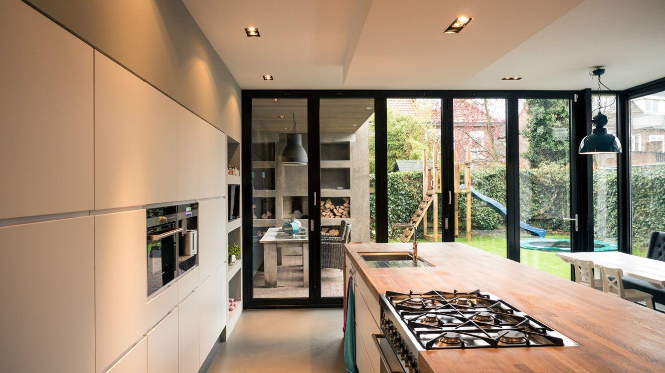 Keuken 7 nieuw huis ideetjes pinterest kitchen house en big