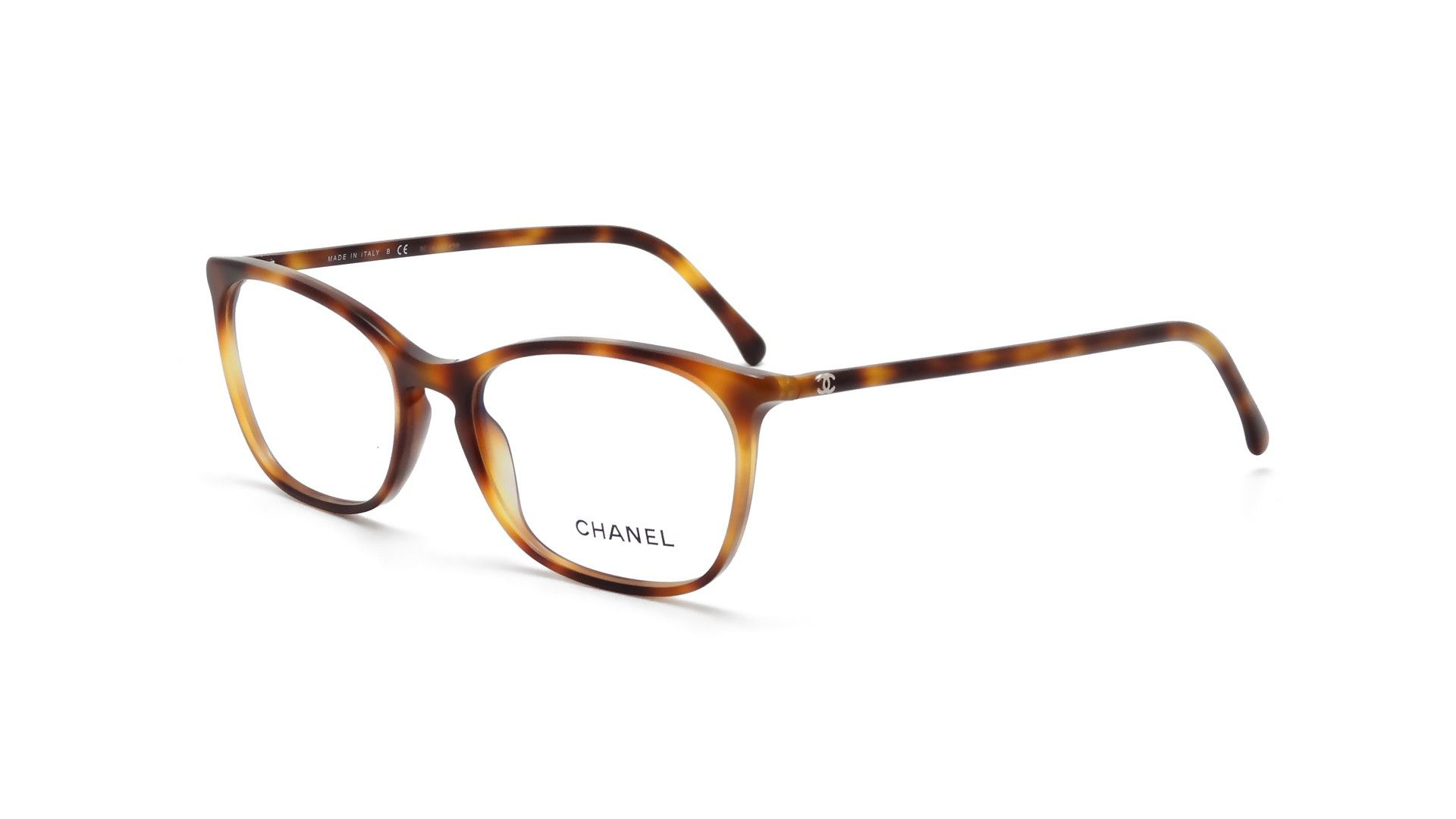 Chanel Signature Tortoise CH3281 C1295 54-17 Large | Pinterest