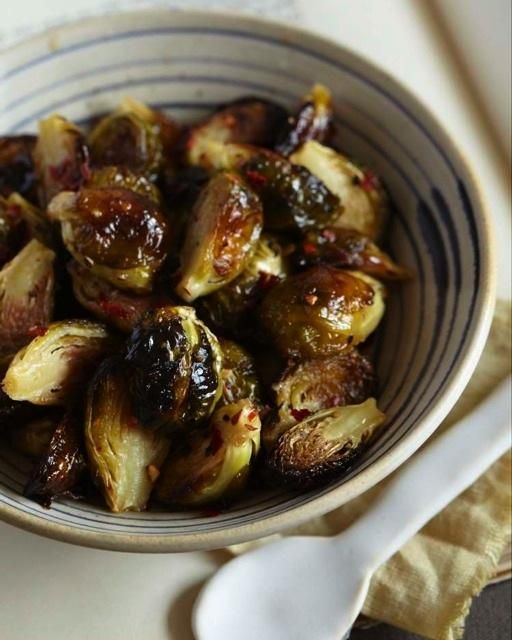 Sweet Paul's Brussel Sprouts Asian Style