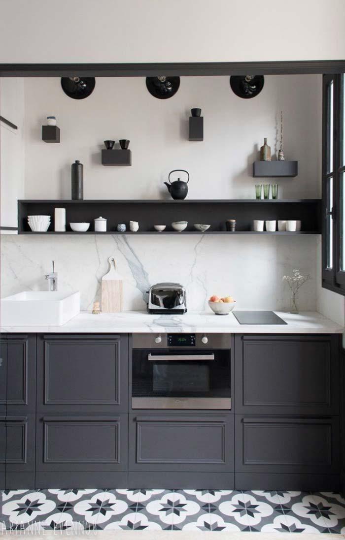 Klein gestaltete Küche 100 Modelle, die Sie begeistern