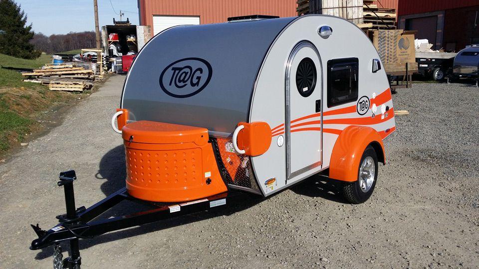 Little Guy Teardrop Trailers Lightweight travel trailers