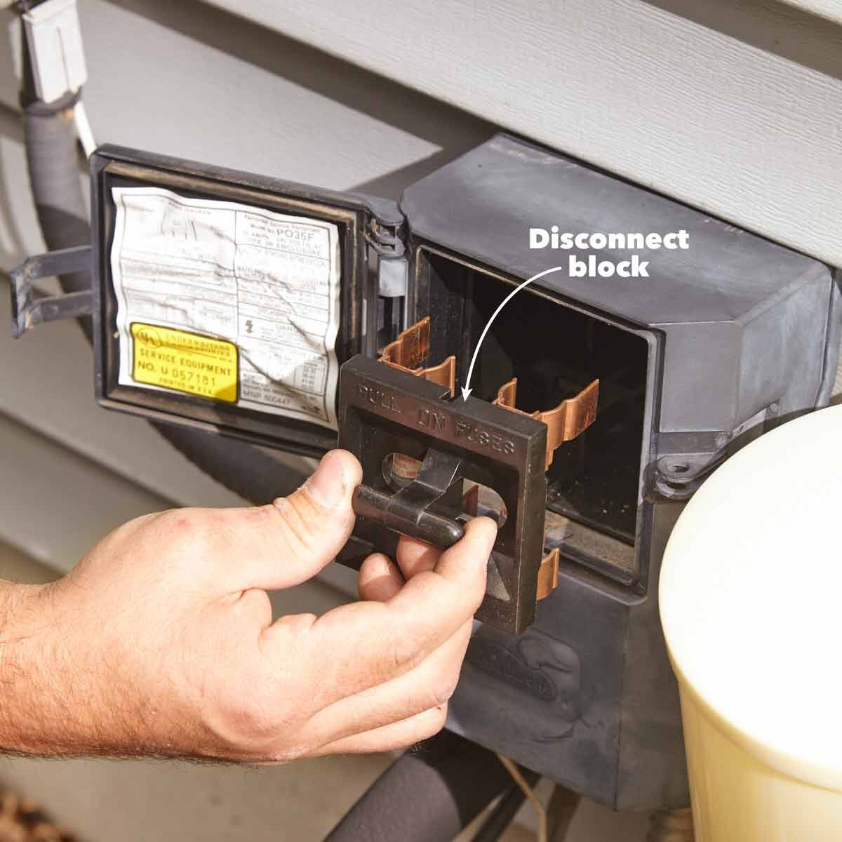 Air Conditioner Troublshooting And Repair Diy Air Conditioner