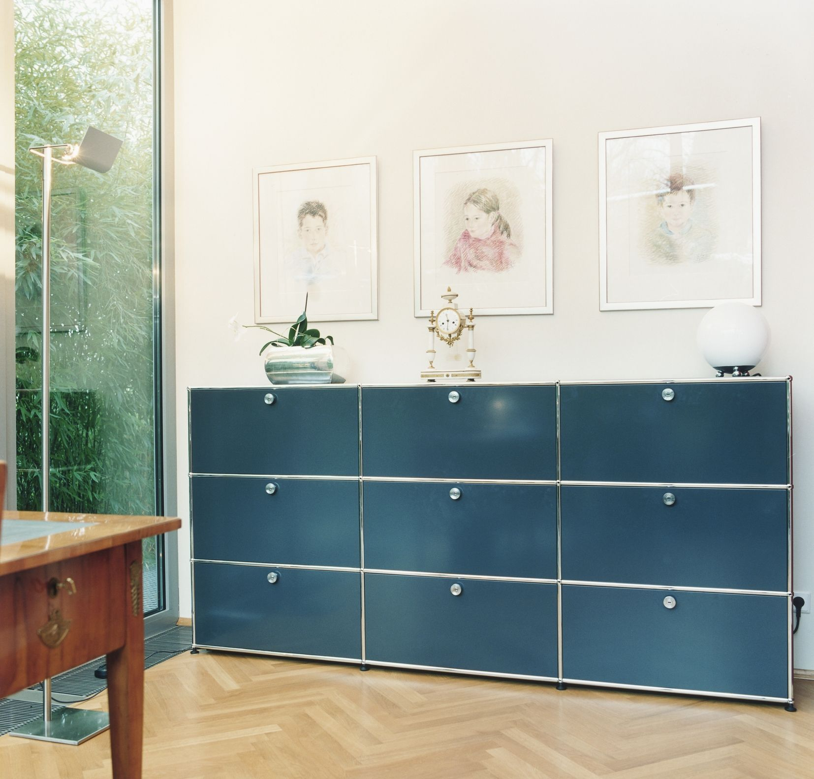 La chair usm haller konfigurationsbeispiel sideboard for Sideboard usm