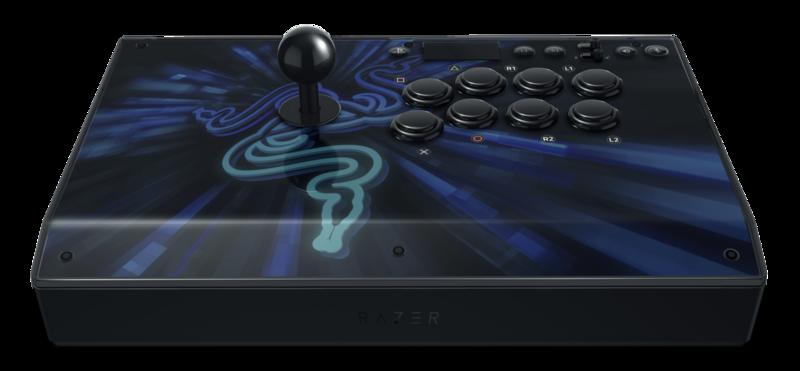 Pick up Razer's new Panthera Evo fighting arcade stick for
