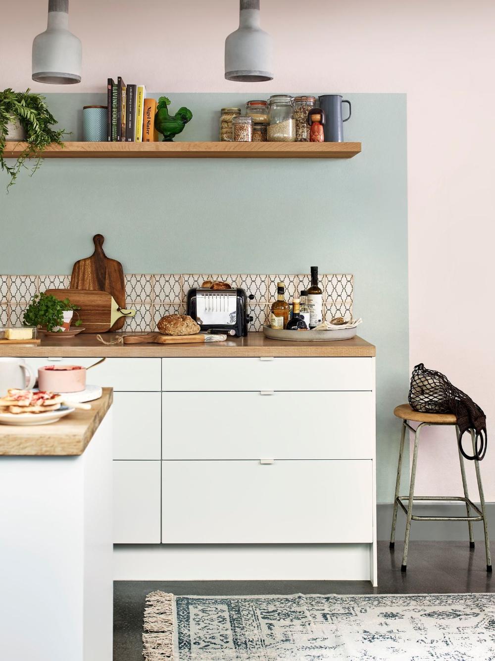 Peindre soi même  les 12 pièges à éviter   Peindre meuble cuisine ...