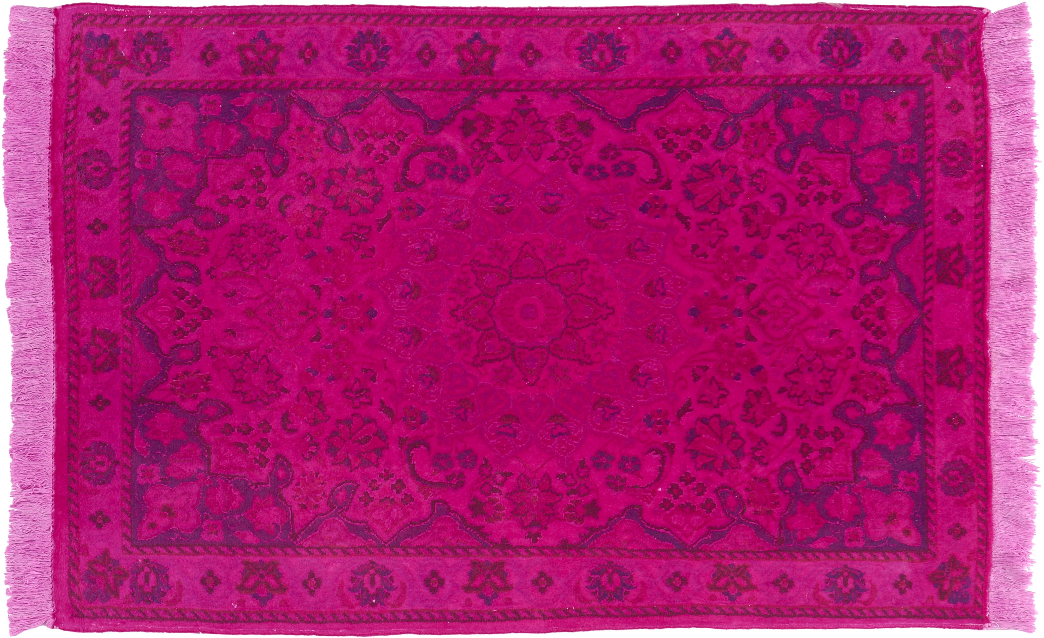 Pink Er Teppich By Kiskan Process Hamburg