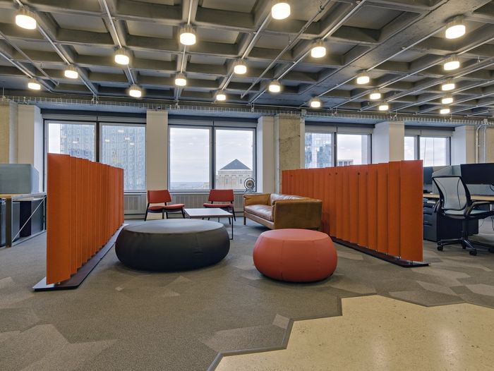 open office architecture images space. varonis office by lothan architects and pliskin architecture open images space