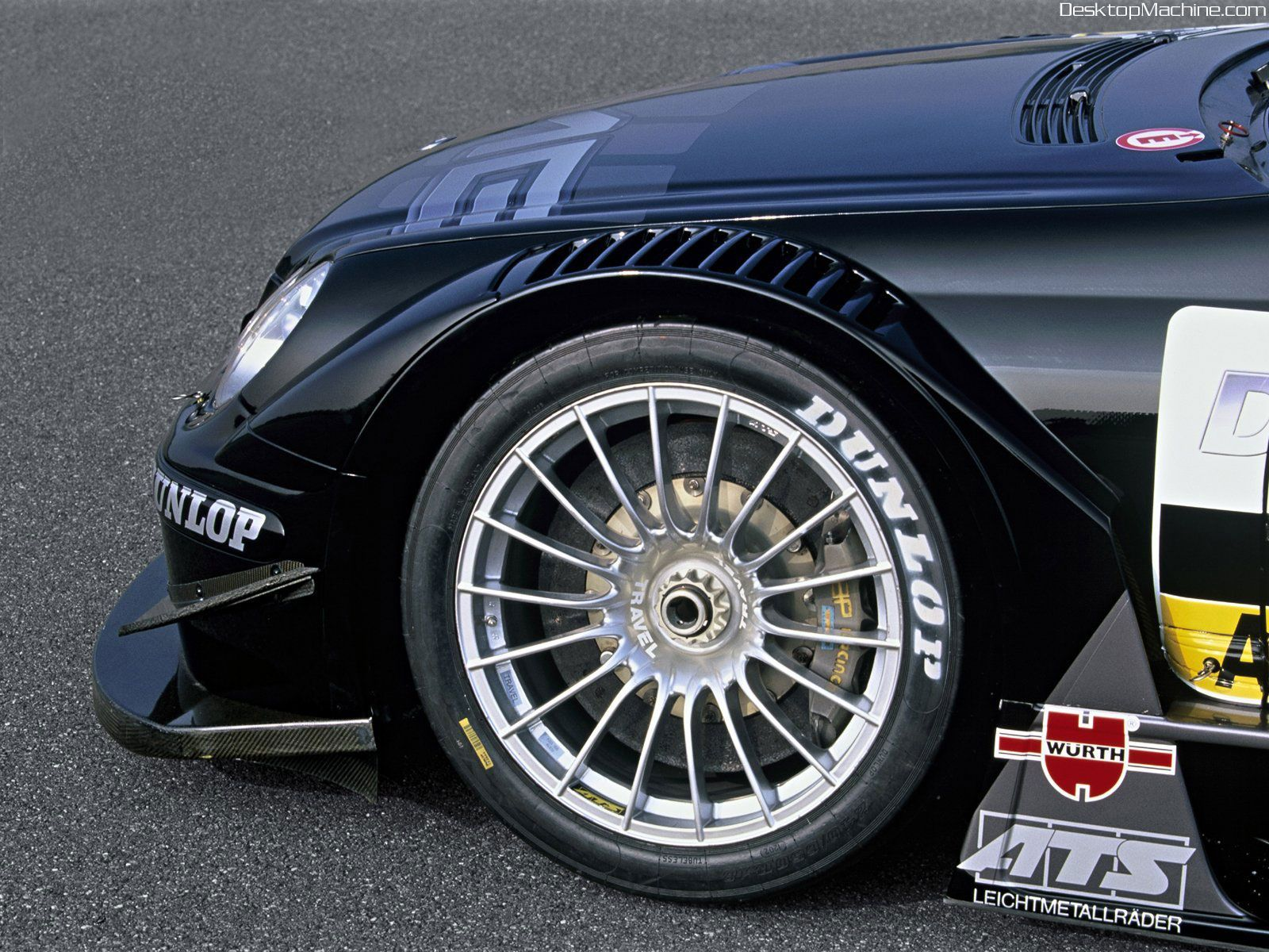 Mercedes Benz Clk Dtm Wallpaper