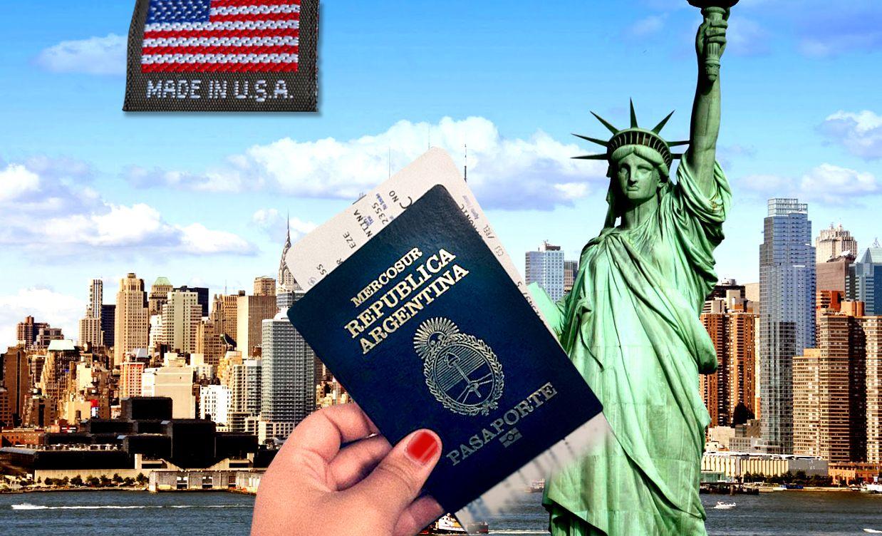 Una guía practica para argentinos que deseen viajar a EEUU