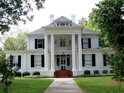 Neoclassical Architectural House Designs | Neoclassical Homes