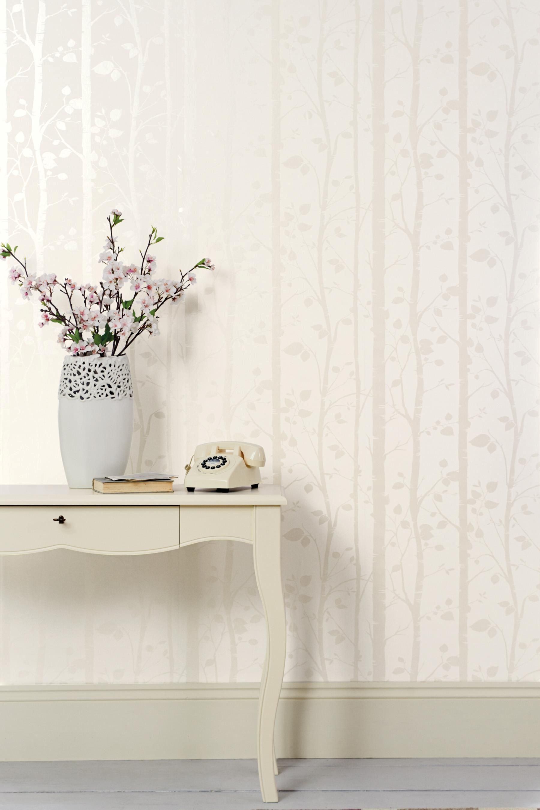Next Childrens Bedroom Accessories Buy Natural Trees Wallpaper From The Next Uk Online Shop Bedroom