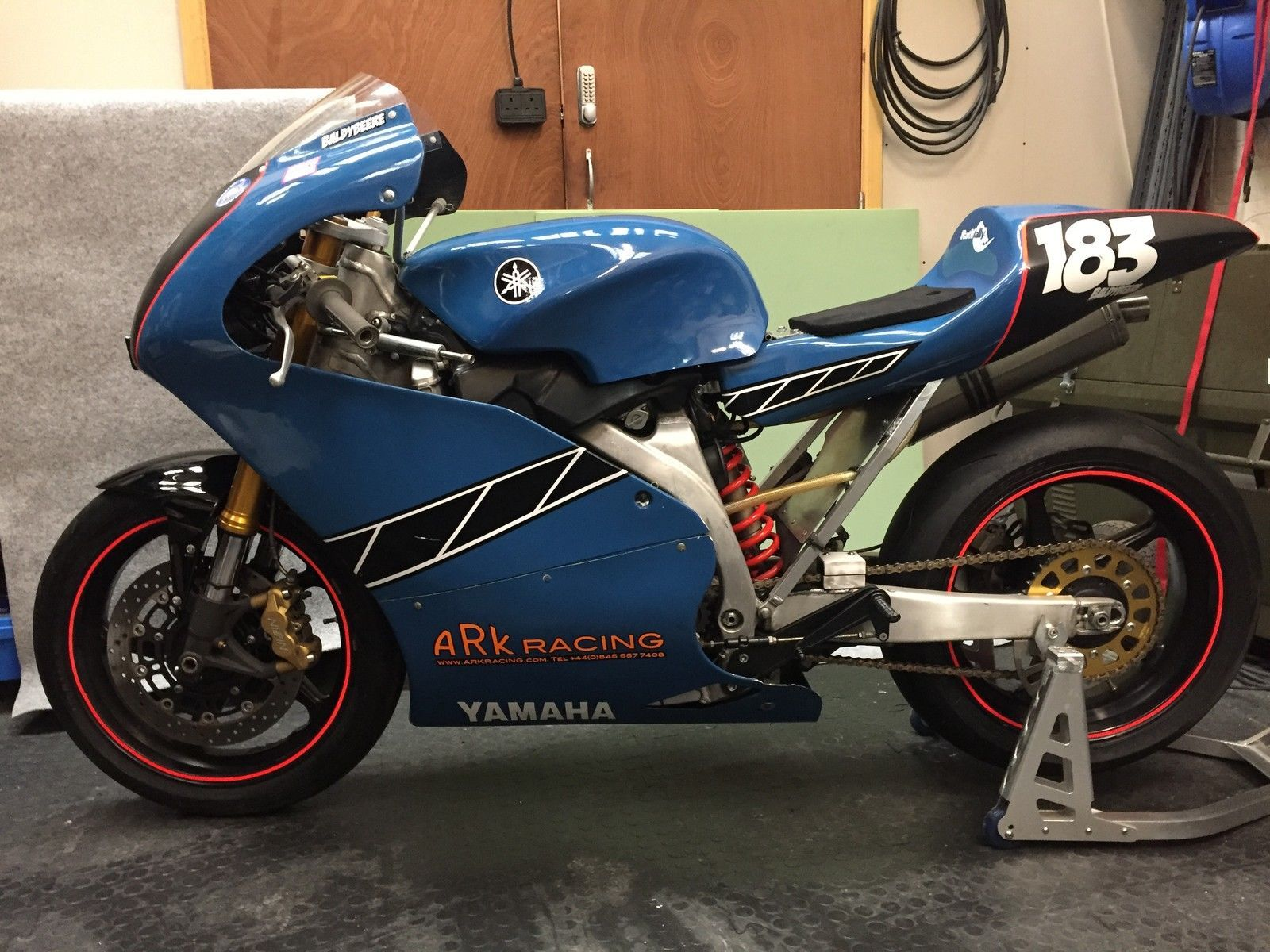 Details About Moto 450 Gp45 Supermono Race Bike Racing Bikes
