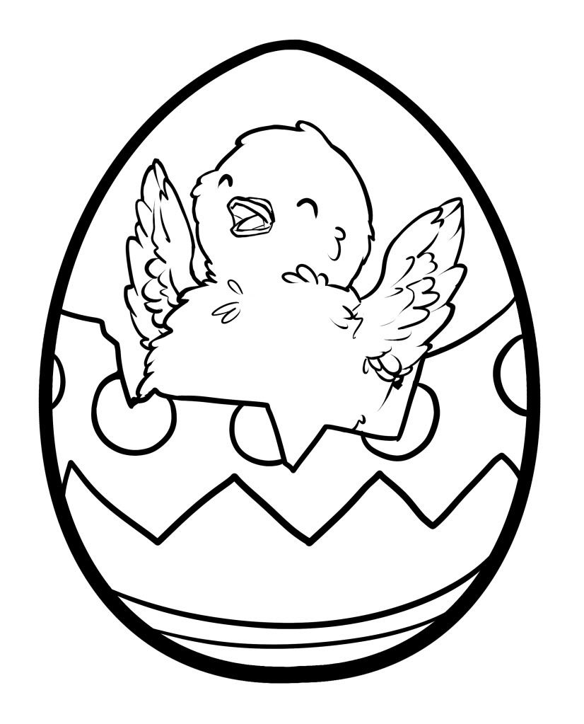Easter Egg Coloring Pages Coloring Easter Eggs Easter Egg Coloring Pages Easter Chicks