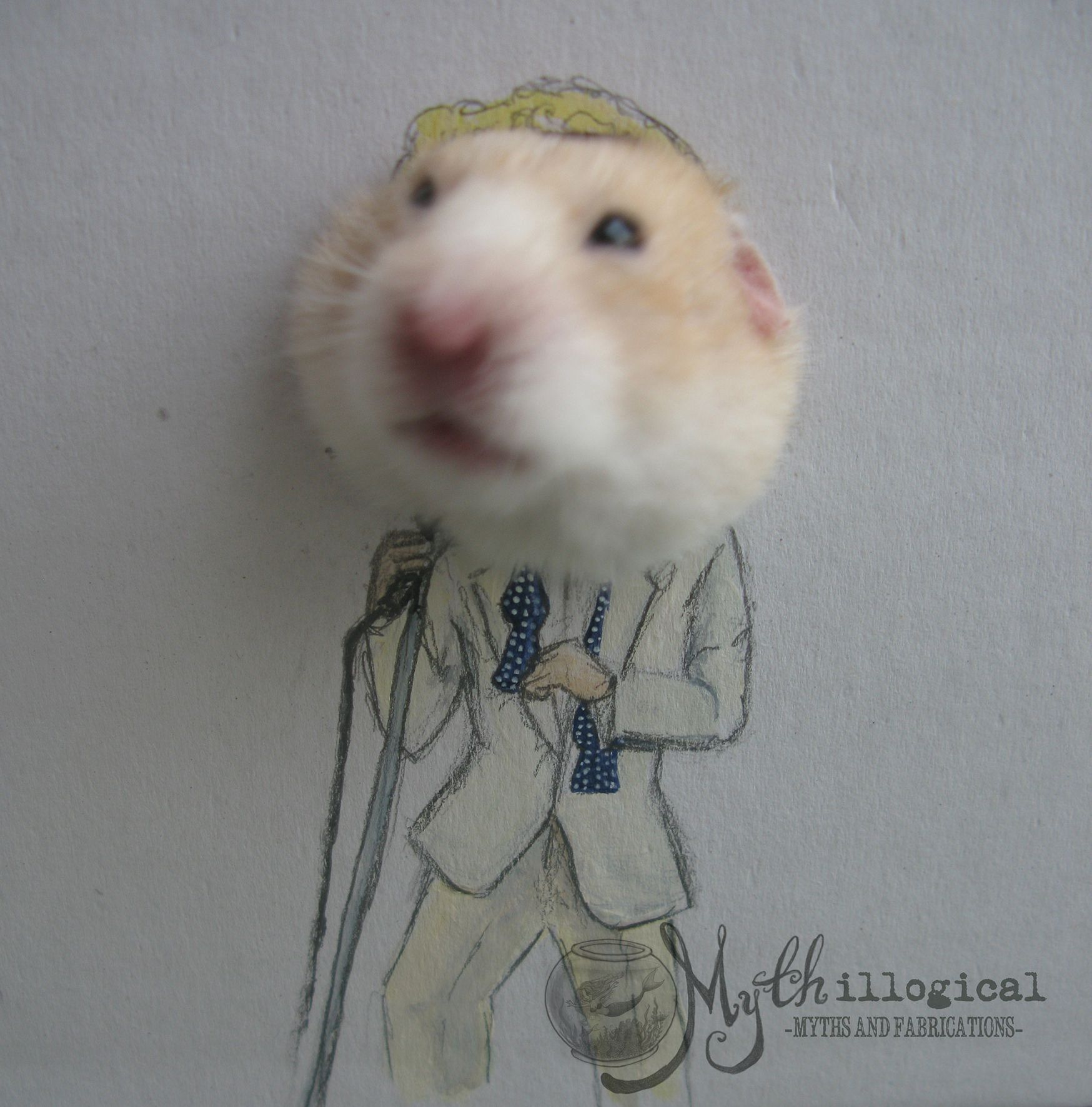 David Bowie The Hamster In Modern Love Cute Hamsters Hamster Funny Cute