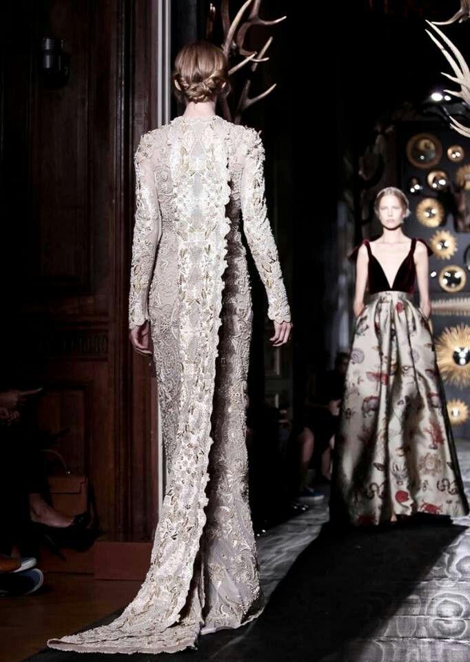 Valentino / haute couture /alta costura / fall winter 2013