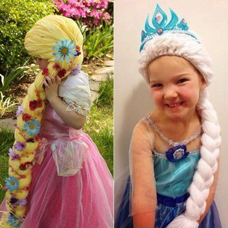 "How This Nurse's ""Magic"" Yarn Wigs Are Helping Kids With Cancer"