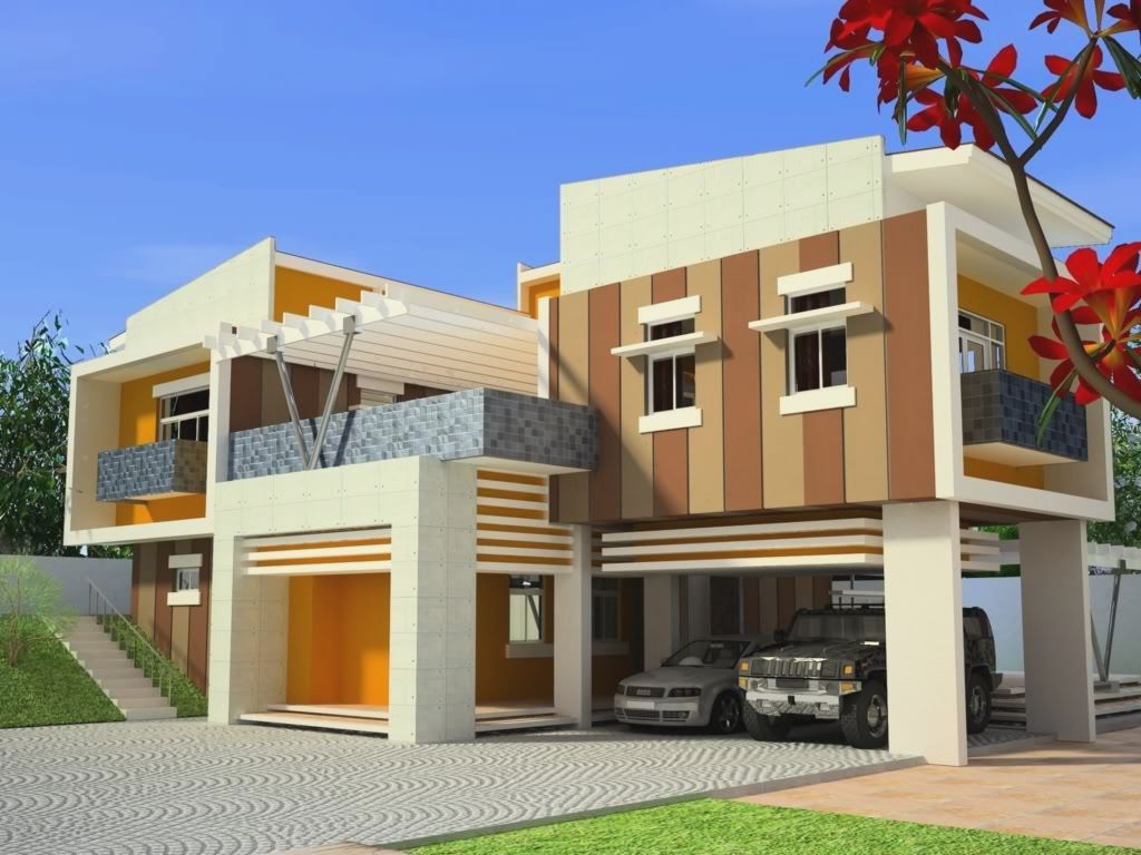 Image result for modern exterior painting ideas india ... on Modern House Painting Ideas  id=76644