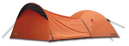 Harley Davidson® Dome Tent w Vestibule Motorcycle Storage