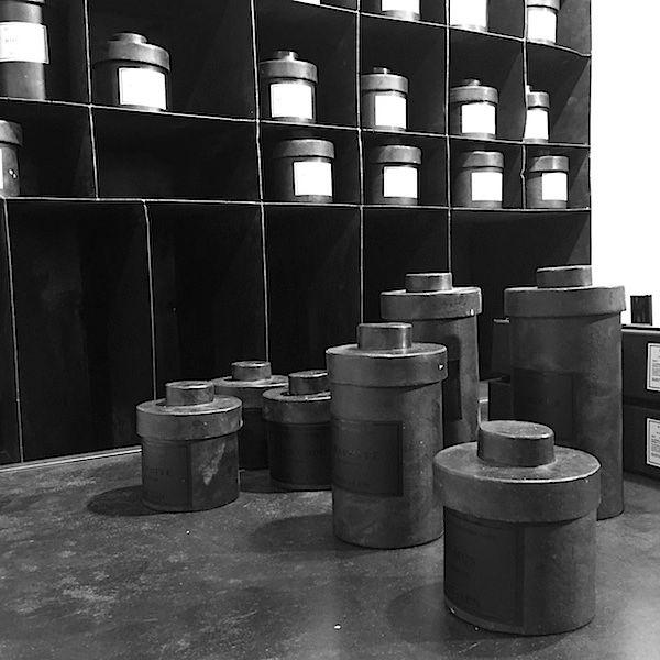 Industrial Style Len design week visiting mad et len amazing stores